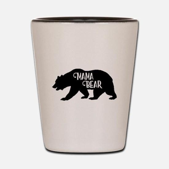 Mama Bear - Family Collection Shot Glass