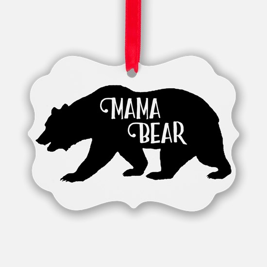 Mama Bear - Family Collection Ornament