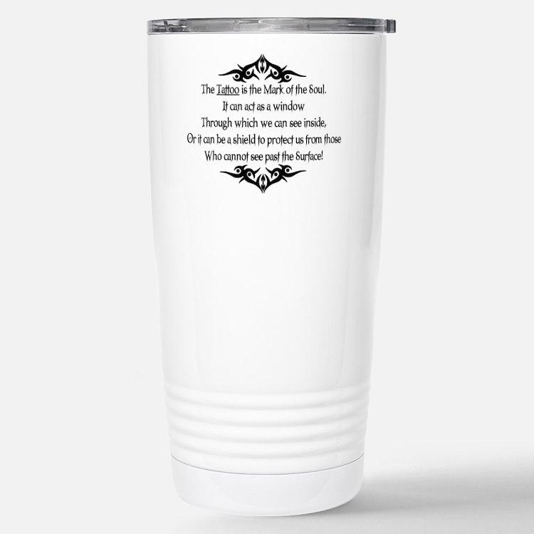 Cute Tattoos Travel Mug