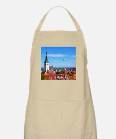 Flying Ball of the Sky Apron