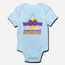 Wonder Twins Body Suit