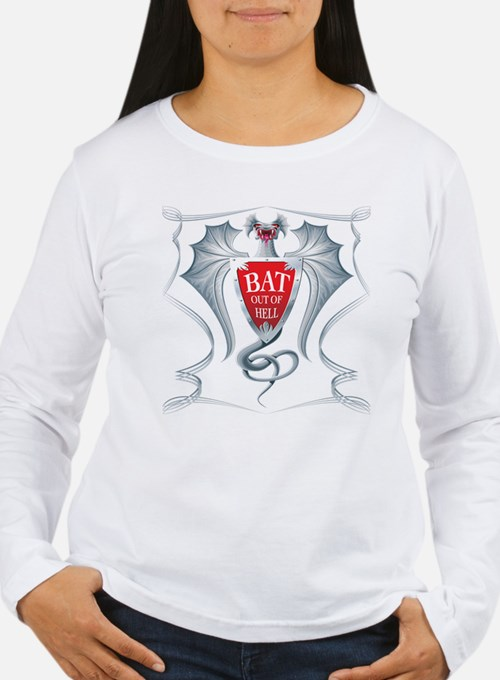 Bat out of Hel Long Sleeve T-Shirt