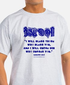 """Israel Blessing"" T-Shirt"