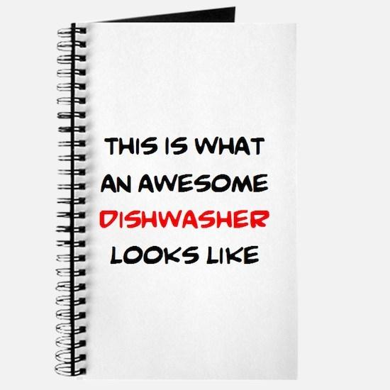 awesome dishwasher Journal