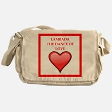 lambada Messenger Bag