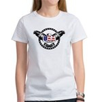 God Bless American Eagle Women's T-Shirt