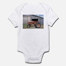 Barn Door Was Open Infant Bodysuit
