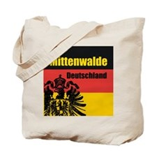 Mittenwalde Deutschland  Tote Bag