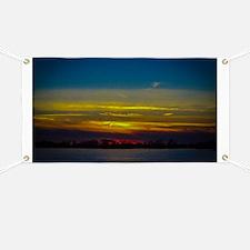 November Sunset Banner