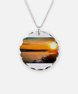 Into the Sun Necklace