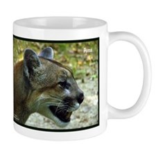 Wildlife Mug/Puma