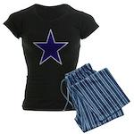 Women's Star Dark Pajamas