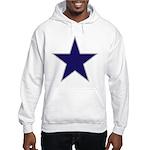 Star Hooded Sweatshirt