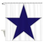 Super Star Shower Curtain
