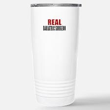 Real Bariatric Surgeon Travel Mug