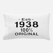 Est.Since 1938 Pillow Case