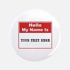 Custom Name Tag Button