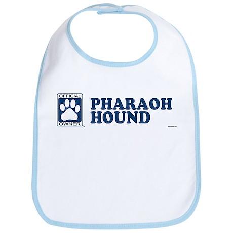 PHARAOH HOUND Bib