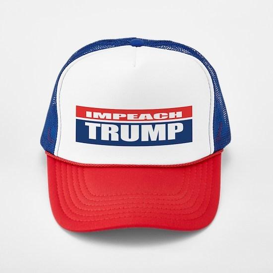 Impeach Trump Trucker Hat