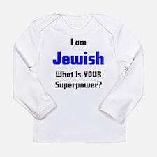 i am jewish Long Sleeve T-Shirt