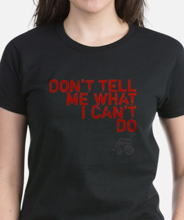 LOST Don't Tell Me John Locke T-Shirt