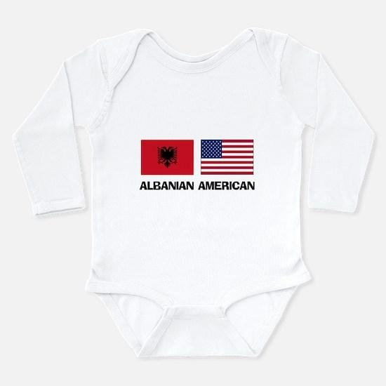 Albanian American Body Suit