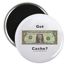 Mudinyeri's Got Cache? Magnet