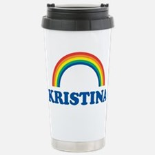 Unique Rainbows Travel Mug