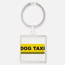 dogtaxi Keychains