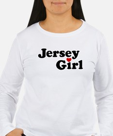 jerseygirl8gry Long Sleeve T-Shirt