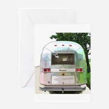 Vintage Airstream Collection Greeting Card