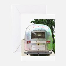 Vintage Airstream Collec Greeting Cards (Pk of 10)