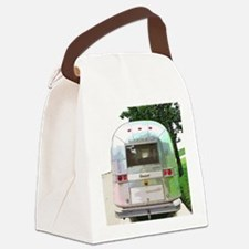 Vintage Airstream Collection Canvas Lunch Bag