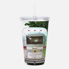 Vintage Airstream Coll Acrylic Double-wall Tumbler