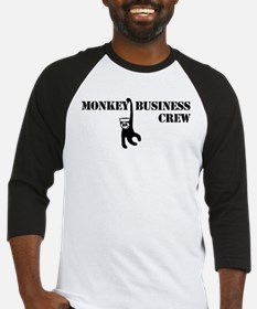 Monkey Business Baseball Jersey