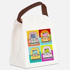 Cute Airstream Canvas Lunch Bag