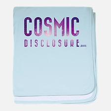 CosmicDisclosure.com baby blanket