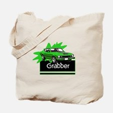 Grabber Green Maverick Tote Bag