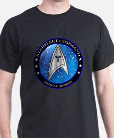 Starfleet Command Medical Division C T-Shirt