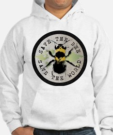 SavetheBee_2_infinistitch_Round Sweatshirt