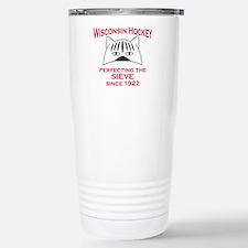 Cute Minnesota gopher hockey Travel Mug