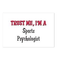 Trust Me I'm a Sports Psychologist Postcards (Pack