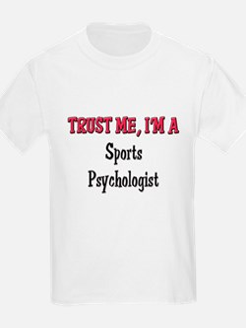 Trust Me I'm a Sports Psychologist T-Shirt