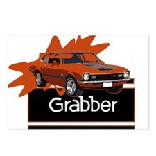 Grabber Maverick Postcards (Package of 8)