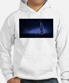 Woman Beneath the Stars Sweatshirt