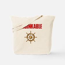 Funny Anchorage Tote Bag