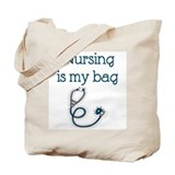 Nurse tote bag Totes & Shopping Bags
