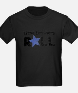 Little Brothers Roll T-Shirt