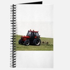 A Red Tractor On The Go Journal