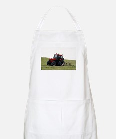 A Red Tractor On The Go BBQ Apron